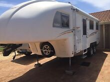 5 th wheeler 25 foot Travel home excellent cond Kingsley Joondalup Area Preview