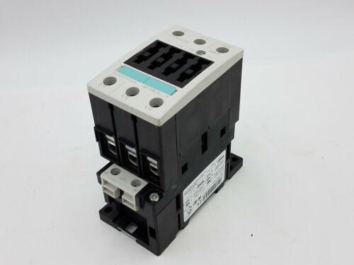 Siemens 3RT1035-1AC10 Contactor 400V Volt 5kw 24VAC 3RT1035 Industrial Surplus