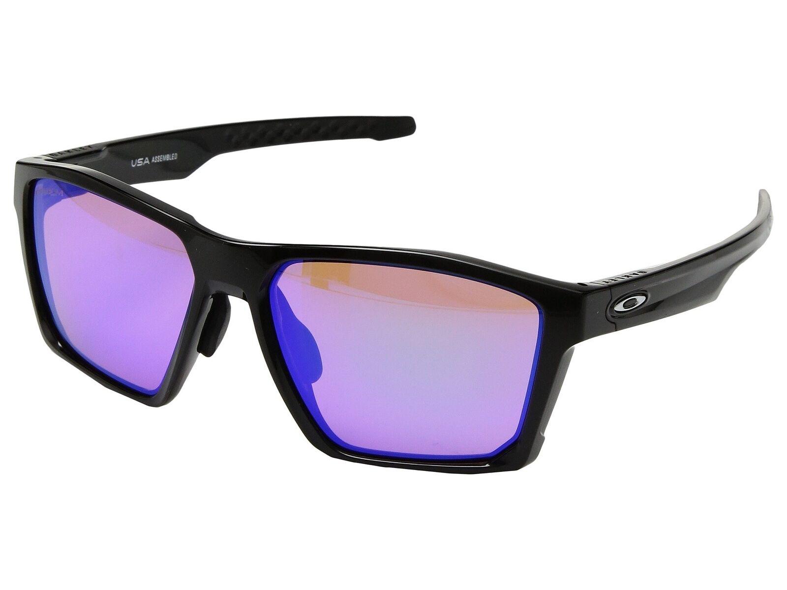 a6821c23c1b Oakley Targetline Asian Fit Sunglasses OO9398-0458 Black Prizm Golf 9398 04
