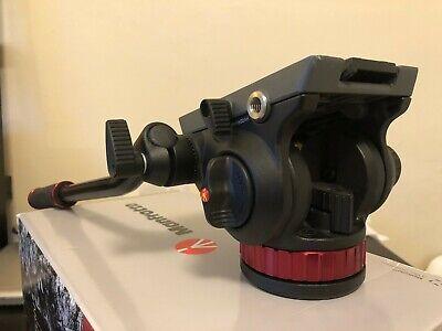Manfrotto MVH502AH Pro Video Head Flat Base