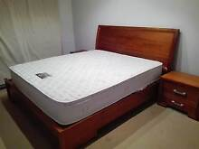 King Size Mattres in good condition Chatswood Willoughby Area Preview