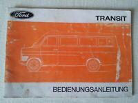Ford Transit Bedienungsanleitung, Ausgabe 3/76 Nordrhein-Westfalen - Haan Vorschau