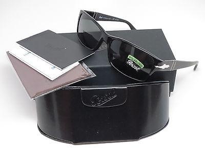 Persol PO 2803-S 95/58 Black Polarized Sunglasses 2803S (Persol Po 2803s Sunglasses)