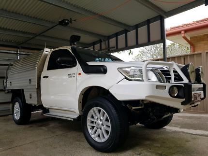 2012 Toyota Hilux 4wd turbo auto