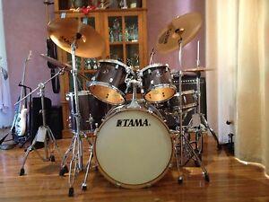 Tama silvertstar 9 piece drumkit The Hills District Preview