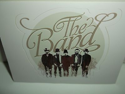 THE BAND  GROUP STICKER
