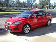 2008 Ford Focus Coupe Cohuna Gannawarra Area Preview