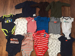 Boys clothing lot  3months