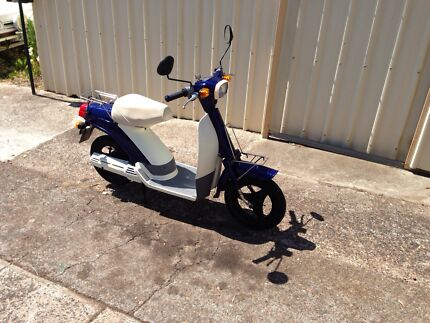 Yamaha passola scooter