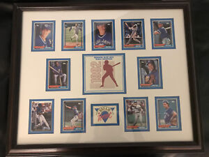 1992 Toronto blue jays world champions collectors cards picture