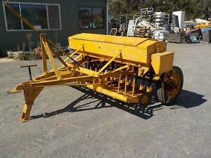 Connor Shea Disc Seeder Carisbrook Central Goldfields Preview