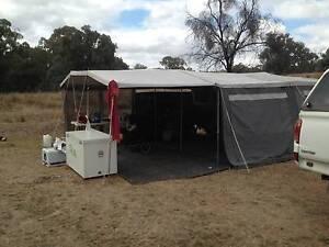 2011 Ezytrail soft floor, off road camper Ocean Grove Outer Geelong Preview
