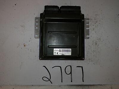 2005 05 NISSNA X-TRAIL COMPUTER BRAIN ENGINE CONTROL ECU ECM MODULE UNIT segunda mano  Embacar hacia Mexico