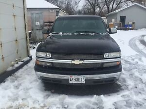 2002 Chevy Silverado extended cab estate sale