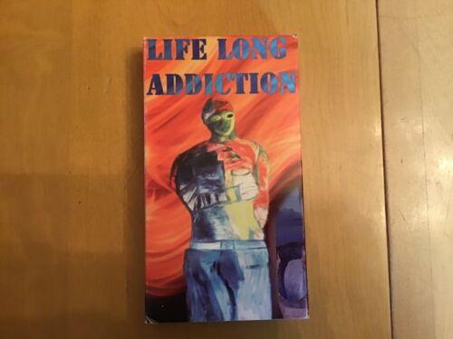 CONSOLIDATED SKATEBOARD LIFE LONG ADDICTION VHS VIDEO SKATEBOARDING