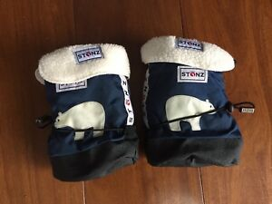 Stonz boots with Liners- size medium