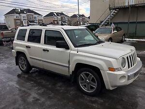 2008 Jeep Patriot Limited  49$/Sem plus taxe