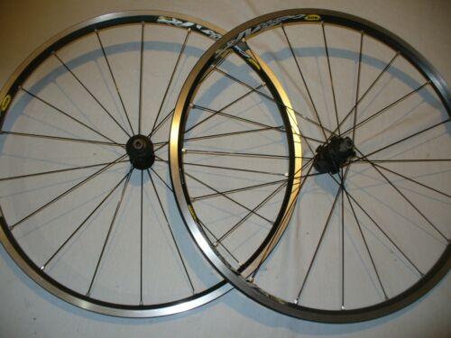 "Mavic Crossmax Enduro 26'"" Wheelset - Rim Brake - 8/9/10/11 Speed - Nice!"