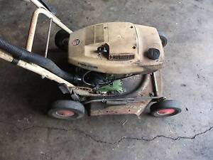 VINTAGE VICTA  UTILITY MOWER Taree Greater Taree Area Preview