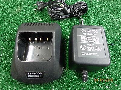 Kenwood Ksc-24 Radio Charger Tk3100 Tk372 Tk480 Tk380 Tk280 Tk290 Tk260 Tk360g
