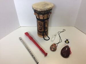 Drum and Other Instruments