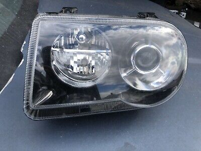 2010 Chrysler 300 Head Light Driver Side OEM Part # 68083621AA