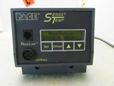 Pace Pps 25a Soldering Station 3l-53.5