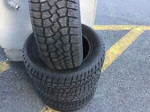 "P205/60R15""-SNOW TIRES-$200.00, for all 4."