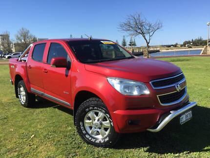 Holden Colorado For Sale In Bunbury Region Wa Gumtree Cars