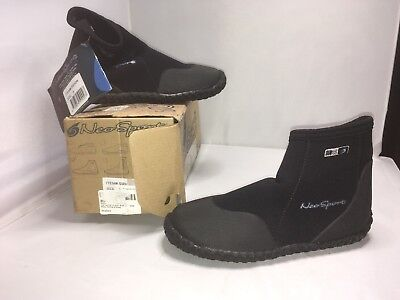 Water Sports Strict Neosport 3mm Low Top Boot Womens Scuba Boots