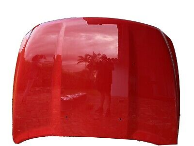 Hood For 2014-2017 OEM Dodge Ram 1500 Factory Painted - Red