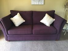 2 seater and 3 seater lounge suite Tongala Campaspe Area Preview