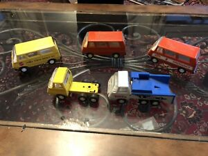 TONKA Metal Toy Trucks & Vans
