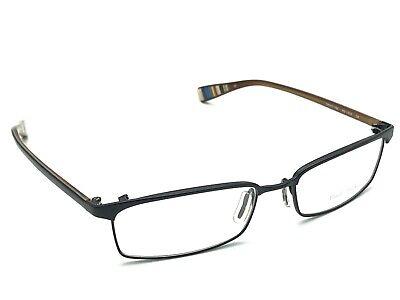 Paul Smith PS-1002 OX Women's Black Rectangular Rx Eyeglasses 54-17 135 Japan