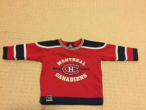 Habs Jersey size 12-18 months Cambridge Kitchener Area image 1