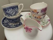 Cups and saucers Newcastle 2300 Newcastle Area Preview