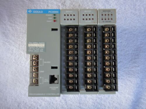 Gould Programmable Controller PC0085           PC-0085-103