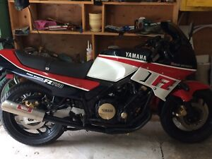 1985 FZ 750 for sale