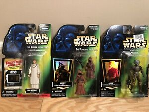 Star Wars POTF Group of 3 #3