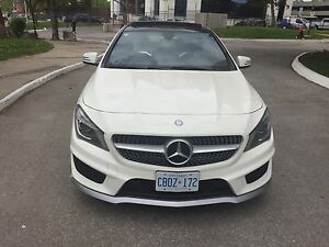 2015 MERCEDES BENZ CLA 45 AMG 4MATIC TURBO