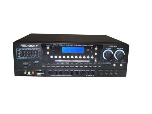 DVD Karaoke Amplifier