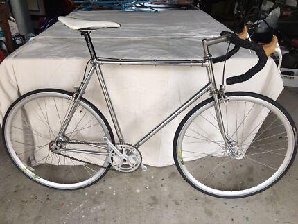 Vintage Bicycle(1973 Jim Bundy Track )