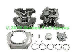 Cilindro-Kit-Piston-carter-Juego-Funda-39mm-HONDA-GX31-umk431-MOTOR-Desbrozadora