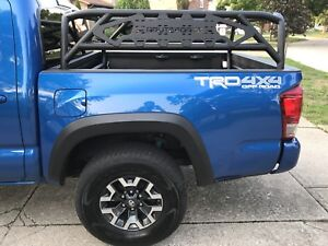 Toyota Tacoma bed cage for short box