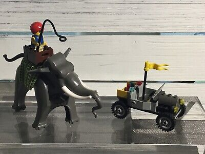 LEGO 7414 Orient Expedition Elephant Caravan