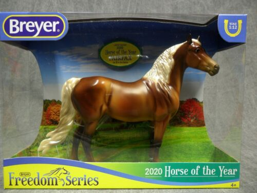 Breyer NEW * Fairfax Morgan * 62120 Horse of the Year Classic Model Horse