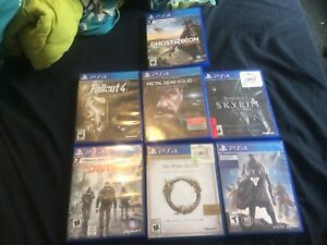 Games for sale 25$ each