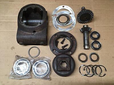 Gearbox For Bush Hog Hm7 Hm8 - Lely Optimo 165 205 - New Idea 526 - Case 3206