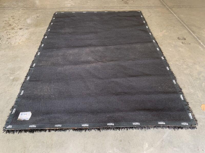 Jimmy Possum Black Shag Pile Rug Rugs