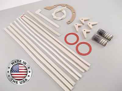 South Bend Lathe 9 Model A - Rebuild Parts Kit